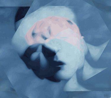 "Saatchi Online Artist Riccardo Schiavon; Digital, ""New frontiers 03"" #art"