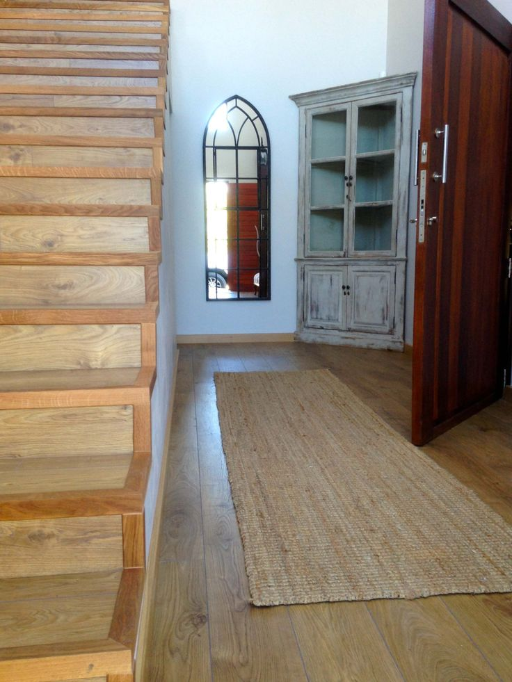 Laminate flooring installation in a Somerset West home