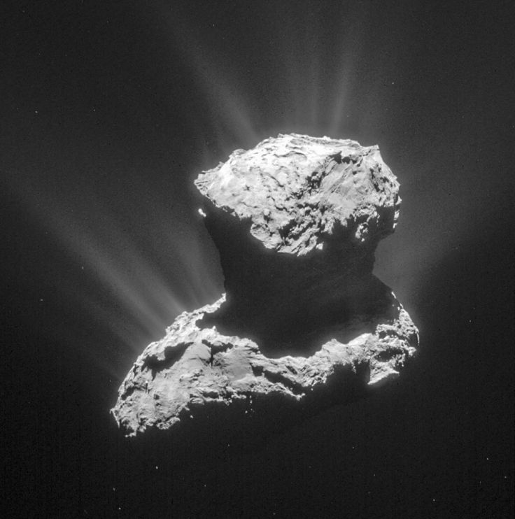 The Rosetta spacecraft and its comet are about to hit a major milestone