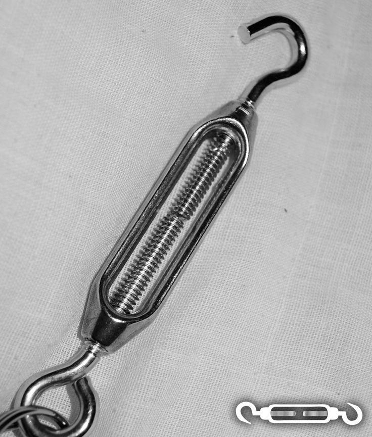 Image of DEFEND Indy Wrestling Turnbuckle Key Ring