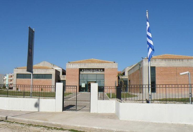 Archaeological Museum of Arta / Αρχαιολογικό Μουσείο Άρτας
