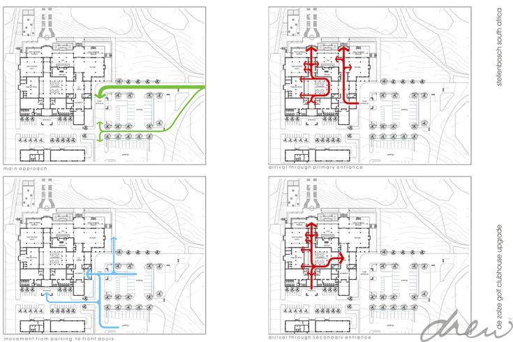 drew architects | de zalze golf clubhouse upgrade