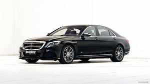 2015 BRABUS PowerXtra B50 Hybrid based on Mercedes S500 Plug-In Hybrid  - Front - Picture # 5