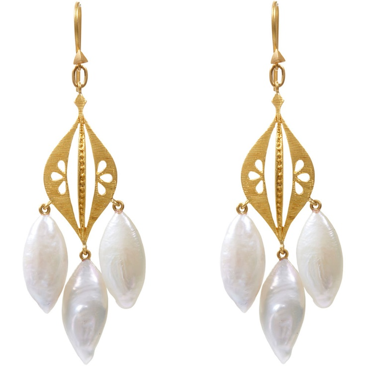 Women S Cathy Waterman Earrings On Lyst Track Over 184 For Stock And Updates