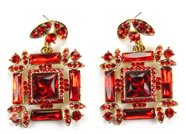 MJS FW14 earrings / náušnice