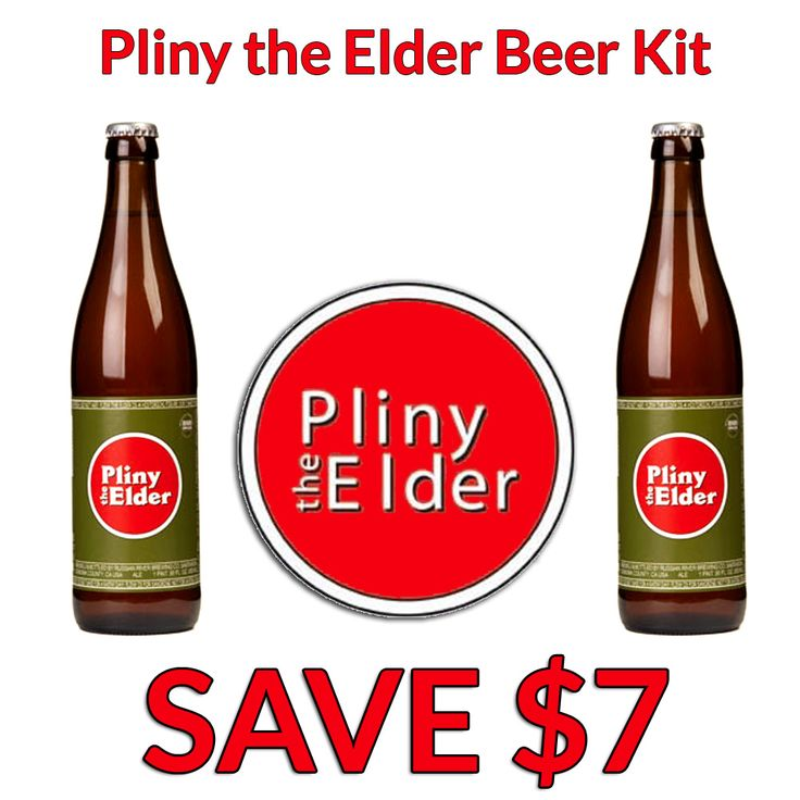 Save $7 On A Pliny the Elder Homebrew Recipe Kit