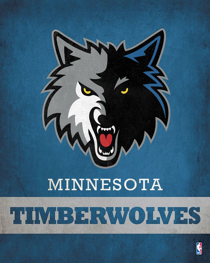 30 best images about nba team logos on pinterest for Timberwolves new logo shirt