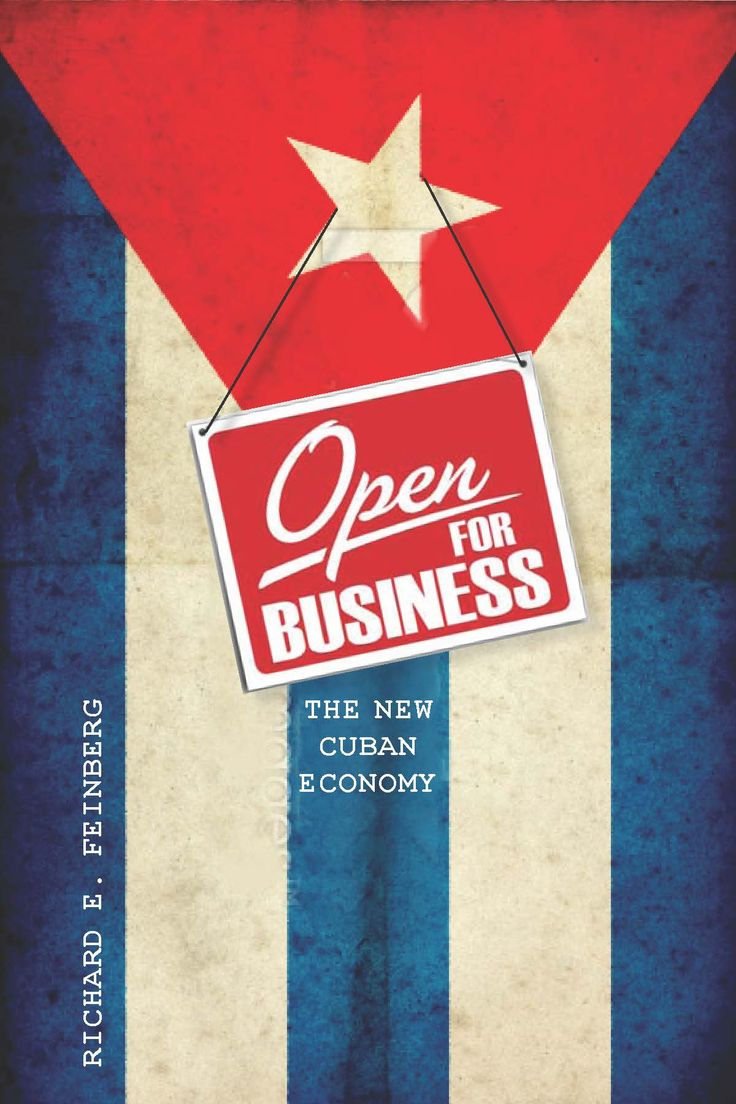 Open For Business : Building The New Cuban Economy (ebook)