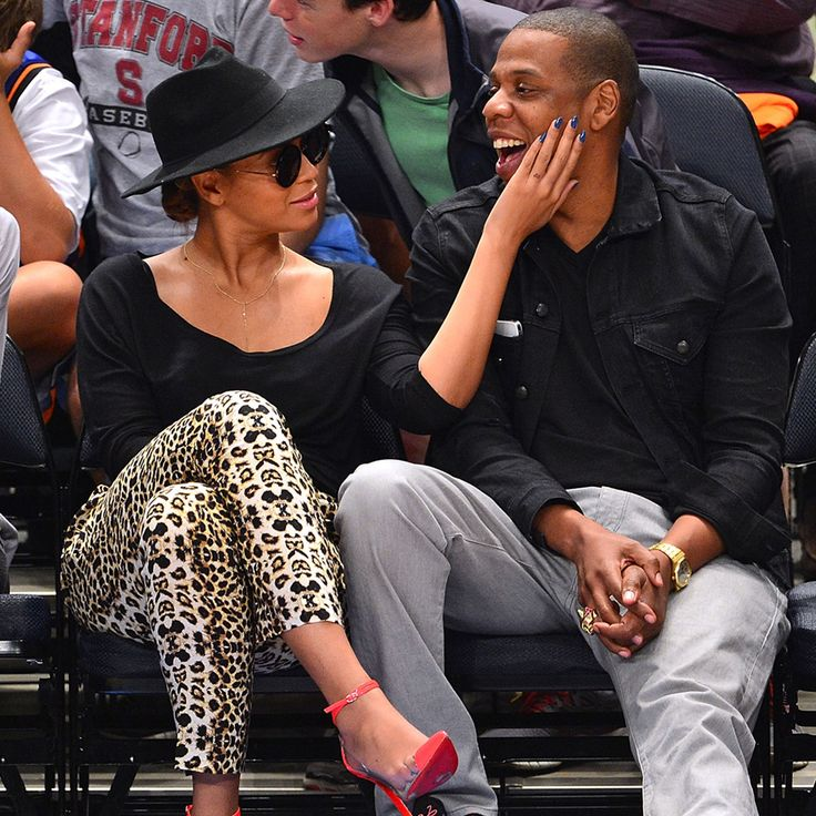 A Look Back at Beyoncé and Jay-Zs Most Stylish Couple Moments Yet