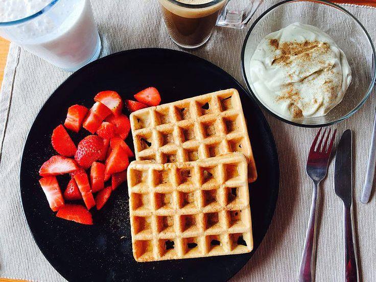 waffles | familiapaleo
