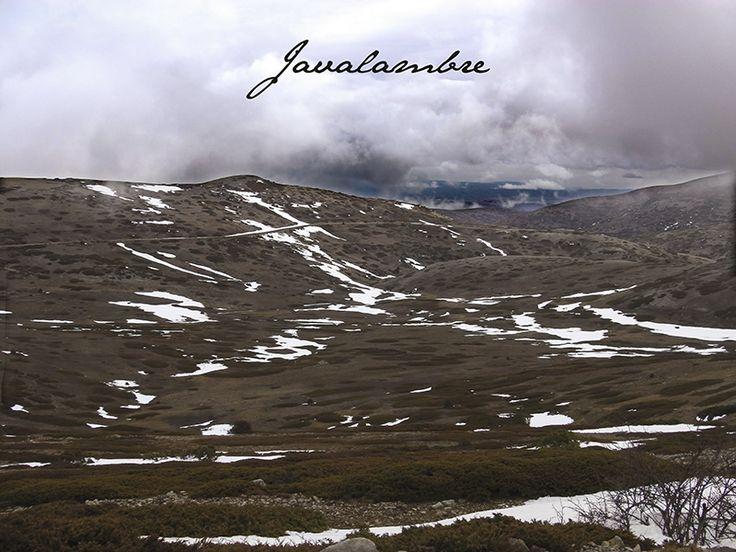 Pico Javalambre - Subida desde el Refugio Rabada y Navarro en Camarena de la Sierra
