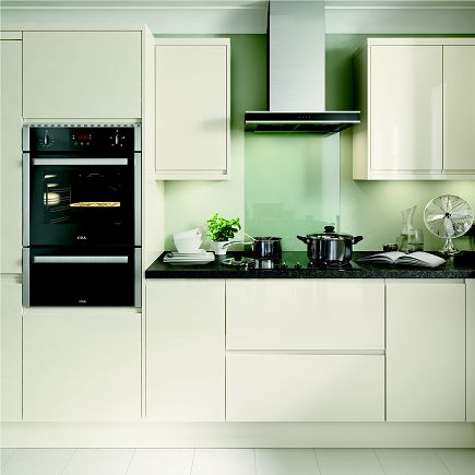 Homebase Simply Hygena Kensal Cream Kitchen Kitchen-compare.com - Home - Independent Kitchen Price Comparisons