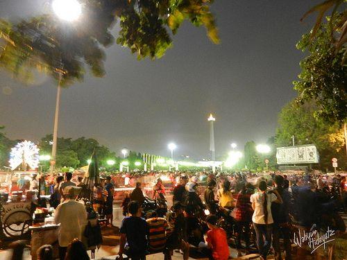 HUT Jakarta , Jakarta Night Festival