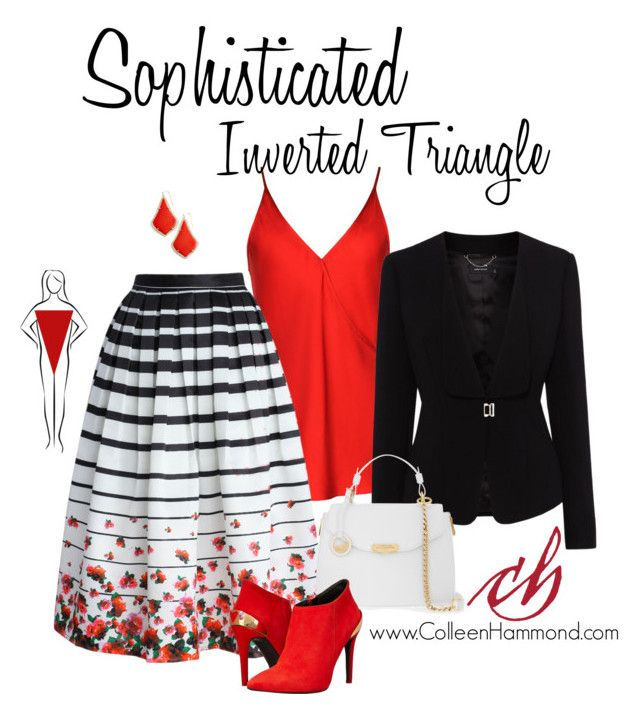"Learn how to dress an Inverted Triangle Body Type here: http://www.colleenhammond.com/Inv-Tri Sign up for fashion tips: http://eepurl.com/4jcGX Do your clothing choices, manners, and poise portray the image you want to send? ""Dress how you wish to be dealt with!"" (E. Jean)"