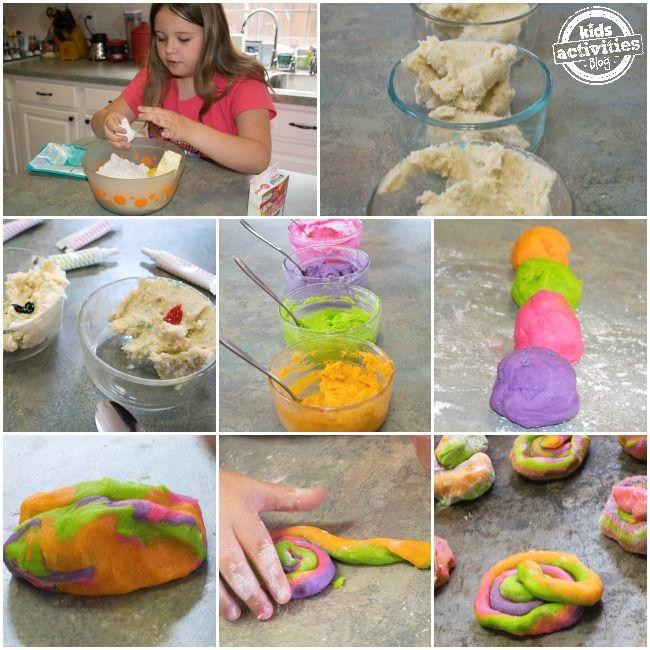 Make Unicorn Poop Cookies - Kids Activities Blog