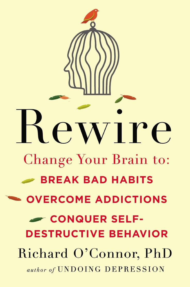 REWIRE: Change Your Brain to Break Bad Habits, Overcome Addictions,Conquer Self-Destructive Behavior ---- Rewire is essential reading for people and clinicians trying to improve their own life and the lives of everyone around them. Fascinating and powerful advice on ending negative thoughts and behaviors and improving your brain--- Part of 25 Best Habit Changing Books: http://www.developgoodhabits.com/top-habit-books/ #book #books #ebooks #nonfiction