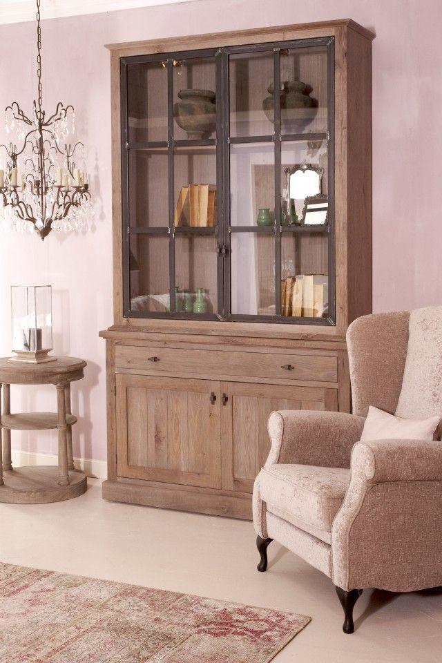 Spanning in je interieur mart landelijk wonen for Interieur huiskamer