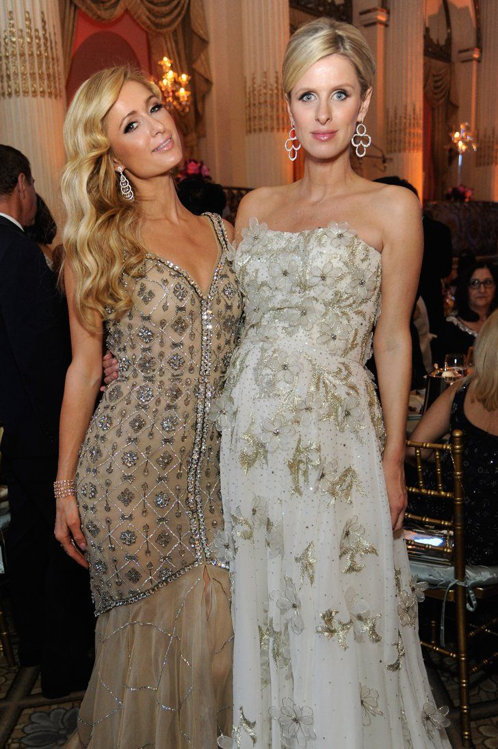 Pin for Later: 37 Famous Sister Sets to Help You Celebrate Sister's Day Paris and Nicky Hilton