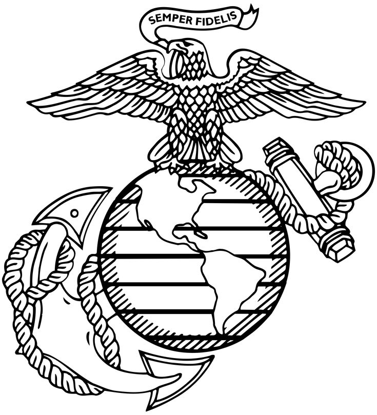 marine corp eagle globe and anchor images google search