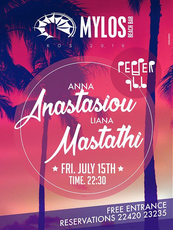 Anna Anastasiou-Liana Mastathi Radio Pepper 96.6 Producers