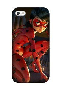 Amazon.com: Iphone 6/6S Miraculous Ladybug Cartoon Pattern Case, Slim Fit Iphone 6/6S Case: Cell Phones & Accessories