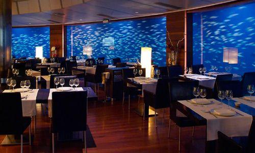 El #restaurante Submarino en el #top10 de restaurante más románticos.