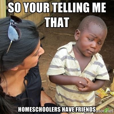 Skeptical 3rd World Kid via Meme Generator