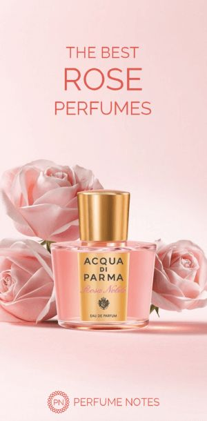 The Ultimate Guide to the Best Rose Perfumes: From freshly cut green garden roses, to intensely rich pure rose, we give you the lowdown on our favourite rose fragrances.