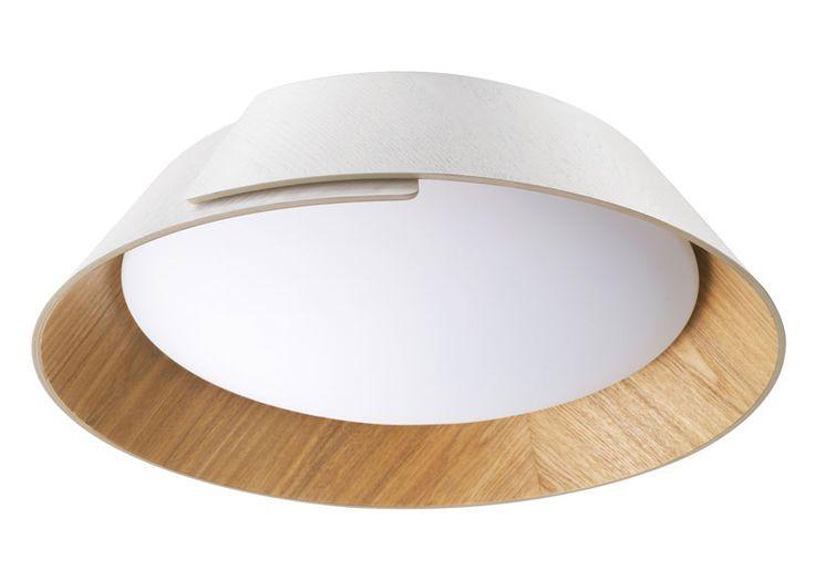 Plafón 1 luz  Nonagon LED D50 Ref. 19281073 - Leroy Merlin