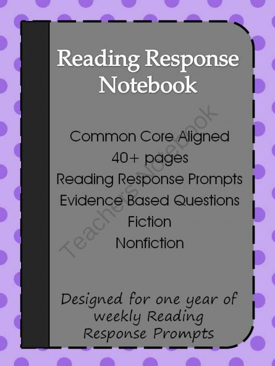 responding to a prompt 2 Responding to prompts in your reading log as you read, write your personal response on your reading log write your feelings, thoughts, reactions.