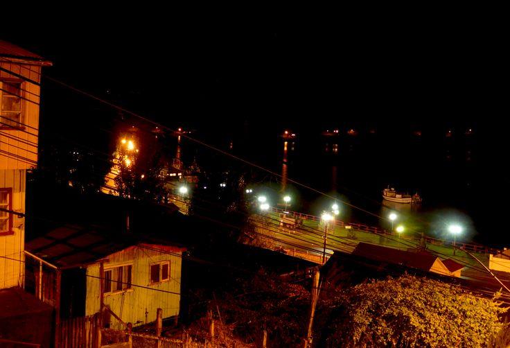 Noche #Chiloe