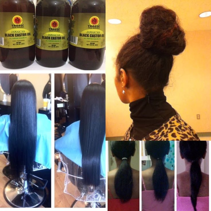 6 Month Hair Growth Challenge 2015 6 inches in 6 months