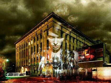 Disco lights..Berghain nights♡