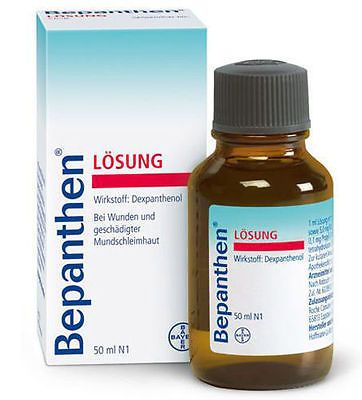 Other OTC Medicine: Ships From Us Bepanthen Solution - Bepantol Liquido - Fast Hair Growth 50Ml -> BUY IT NOW ONLY: $33.99 on eBay!
