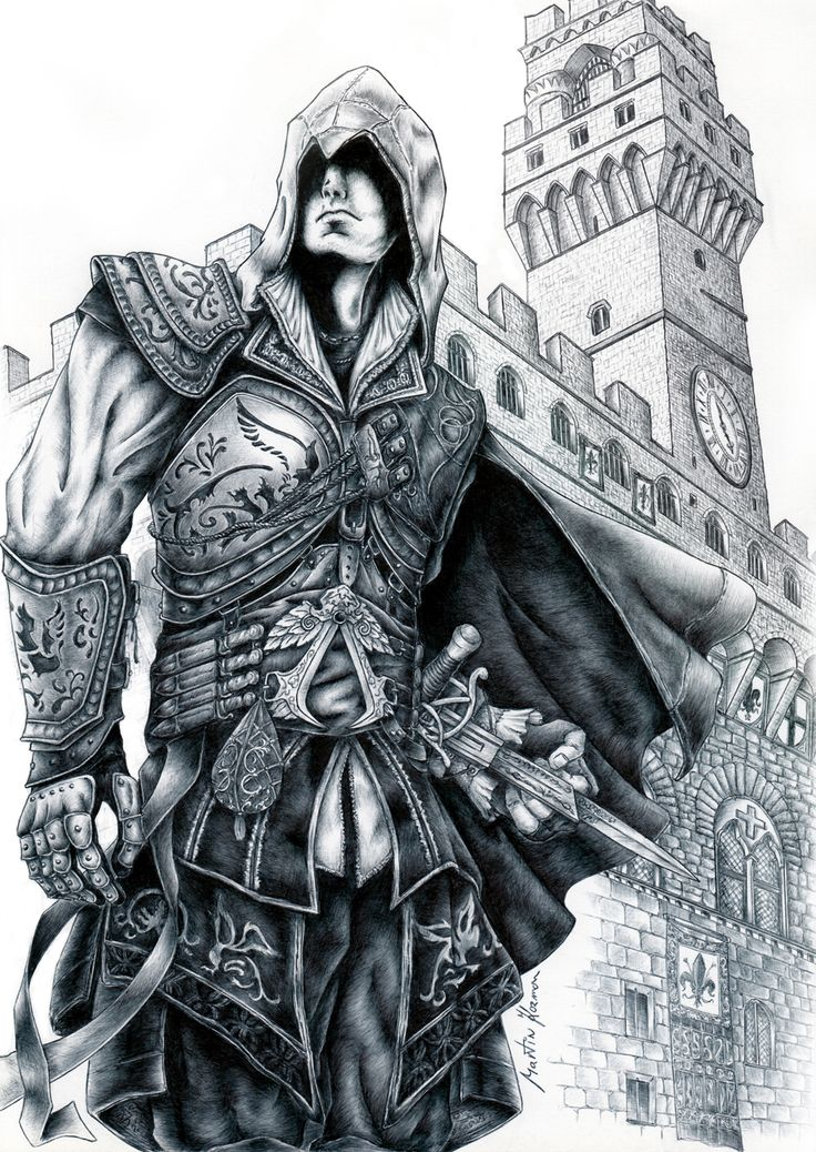 Assassins creed - Back Home by mkozmon.deviantart.com