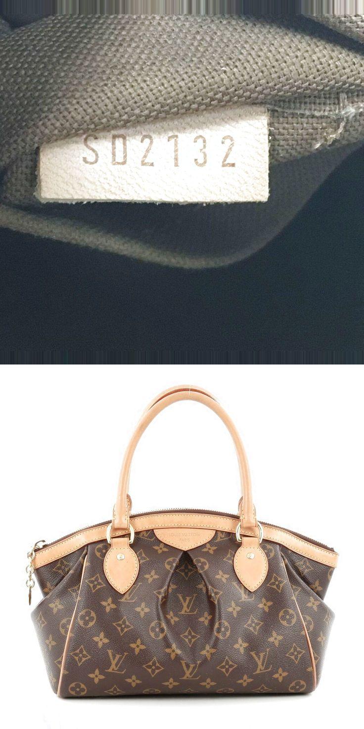 Louis Vuitton Tivoli Handbag Monogram Canvas PM $920.0