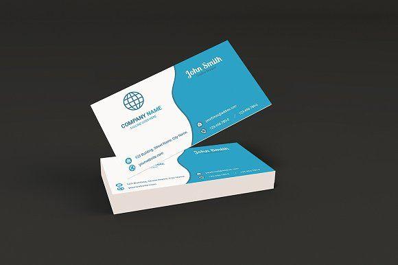 Corporate Business Card Corporate Business Card Business Card Template Design Business Cards Creative Templates