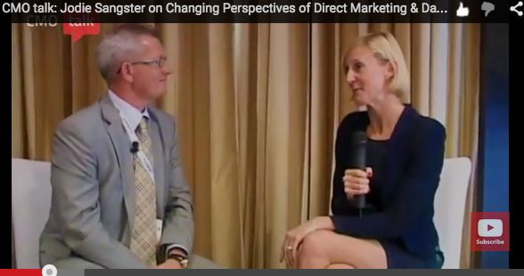 Jodie Sangster is the CEO of ADMA - the Australian Association for Data Driven Marketing & Advertising. In this talk with Michael Leander she shares her insight about direct & digital marketing in Australia, USA and the