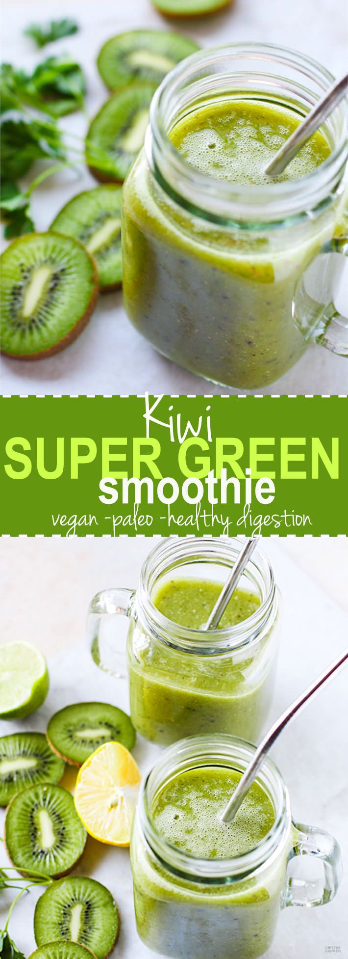 Paleo-kiwi-super-green-smoothie-recipe-for-healthy-digestion