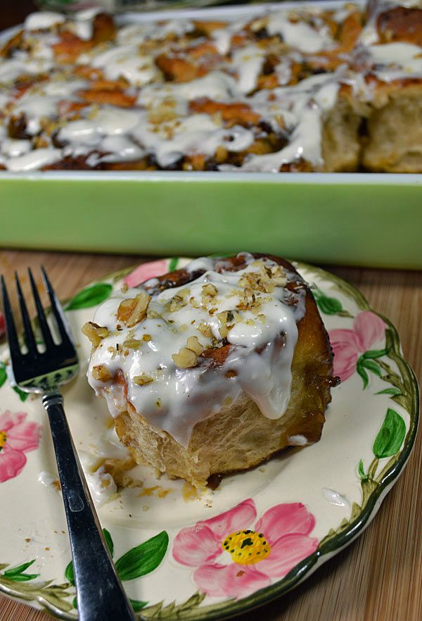 Cinnamon Rolls with a Delicious and Unexpected Surprise