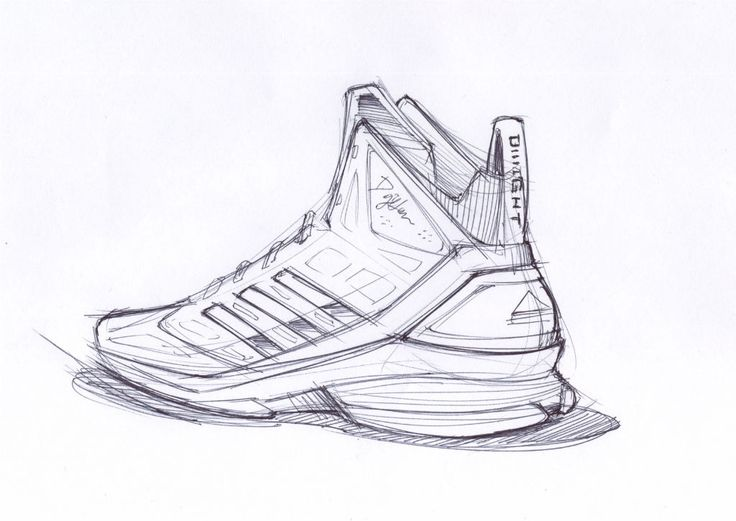 concept sketch back view
