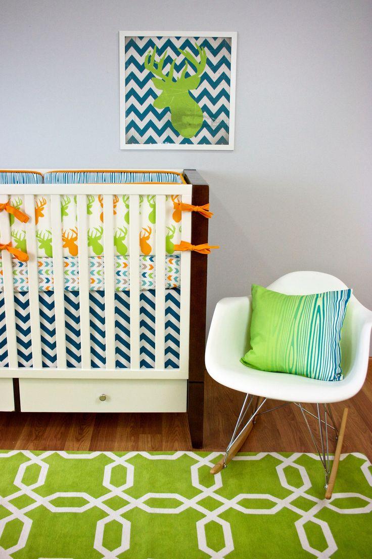 Best Nursery Themes Baby Boy Nurseries Images On Pinterest - Baby boy forest nursery room ideas