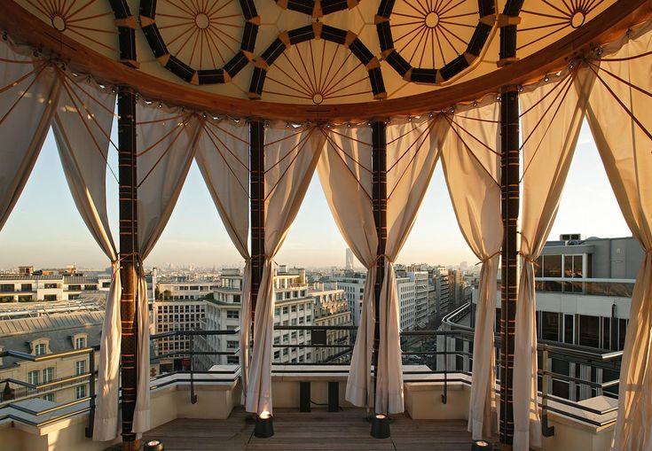 Pavillon Louis Vuitton, Shigeru Ban & Jean de Gastines Architects