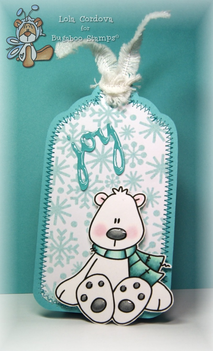 29 Best Polar Bears Images On Pinterest Christmas Cards Diy Cards