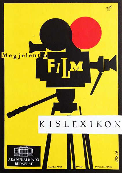 BZS - The Small Film Cyclopaedia is Available, 1964