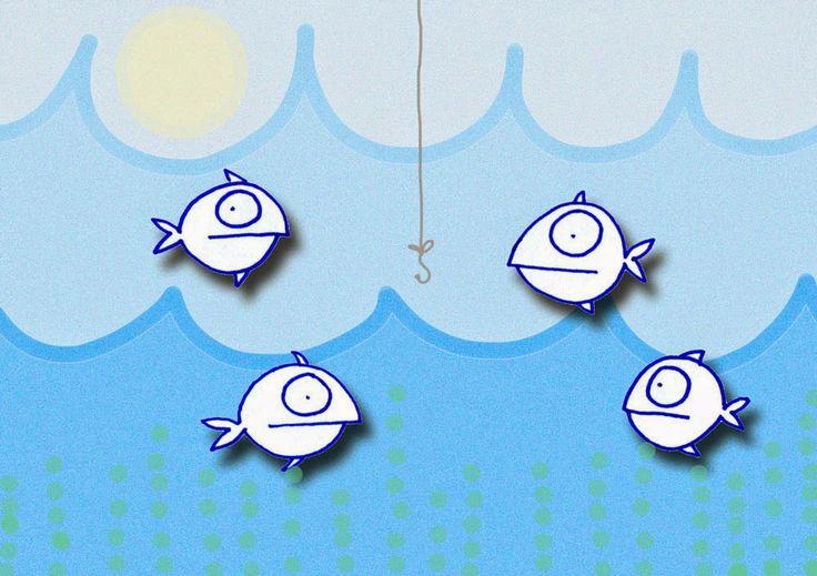 Animali immaginari e immaginati (e altre creature): Pesci pacifici