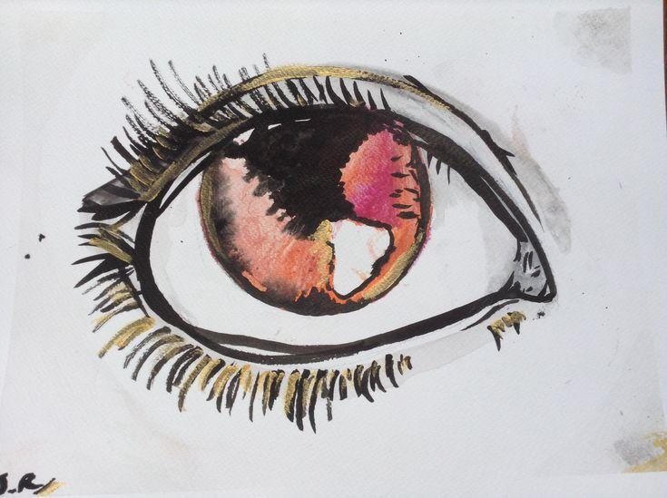 Dream fairy eye