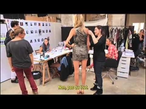 """Reportage mode: """"Le jour d'avant: Isabel Marant"""" - Arte [Complet]"""