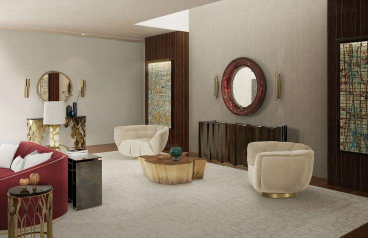 1000 Images About 2017 Living Room Furniture Trends On Pinterest Orange Sofa Center Table