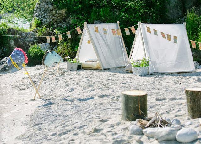 Emporio 74: Picnic per piccoli campeggiatori